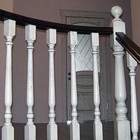 Балясины для деревянных лестниц