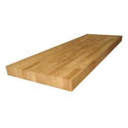 Сращенный мебельный щит из дуба высшего сорта (AB) 3200х625х12 мм