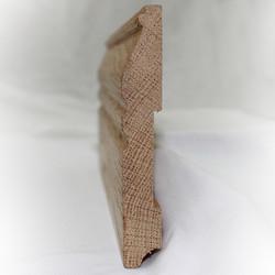 Плинтус из дуба 140х20 мм
