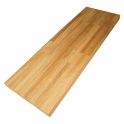 Сращенный мебельный щит из дуба высшего сорта 3200х625х120 мм