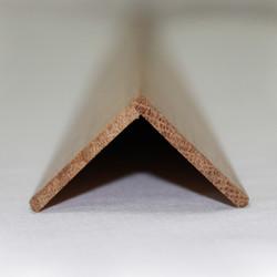Уголок из дуба 35х35 мм
