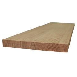 Цельноламельный мебельный щит из ясеня высшего сорта (AB) 2000х620х20 мм