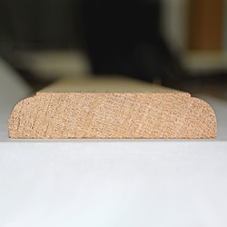 Наличник из дуба 2300х75х14 мм сращенный (сорт BC)
