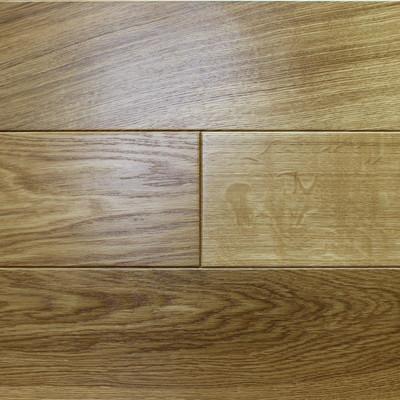 КАНТРИ - массивная доска из дуба размера 500-1900х130х20 мм